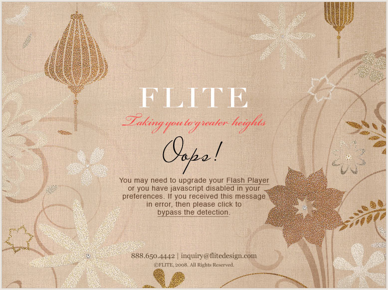 Flite Invitations Lanterns